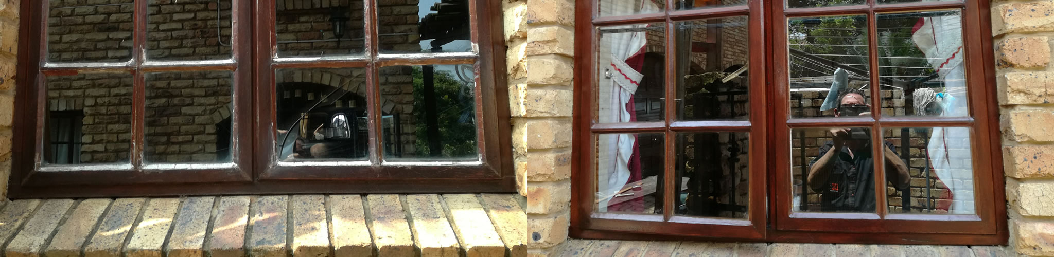 Wooden Window Maintenance